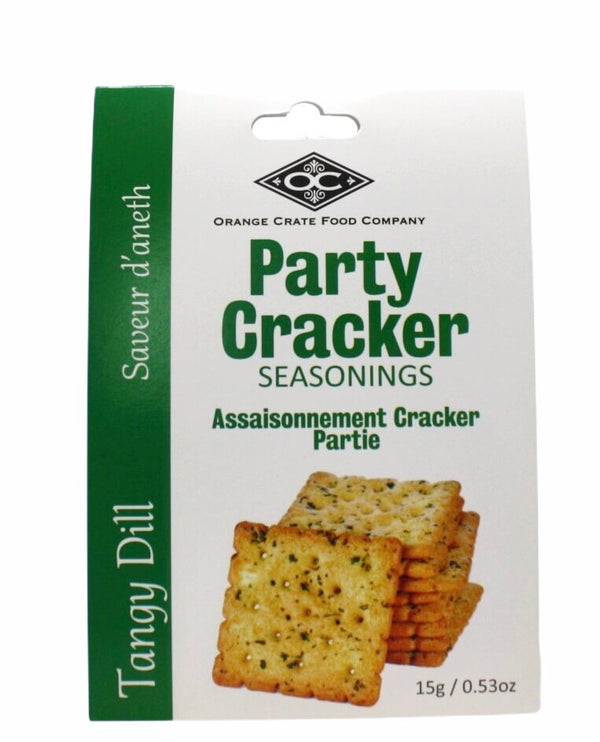 Delicious Party Cracker Seasoning - Tangy Dill