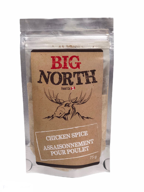 Big North Chicken Spice