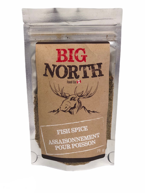 Big North Fish spice