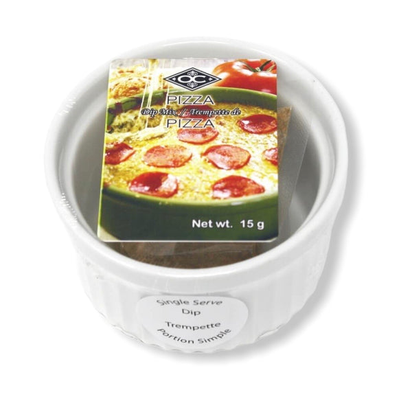 Single Serve Ramekin Hot Dip - Pizza