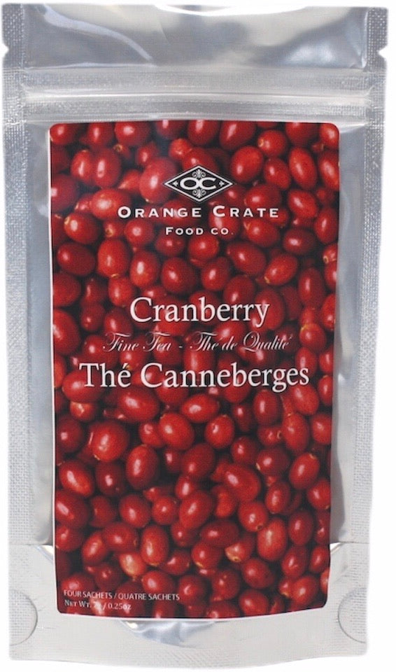 Cranberry Tea - Bagged Tea