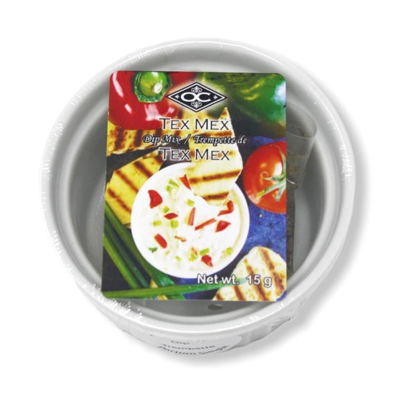 Single Serve Ramekin Cold Dip - Tex-Mex