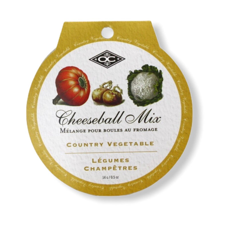 Cheeseball Mix - Country Vegetable