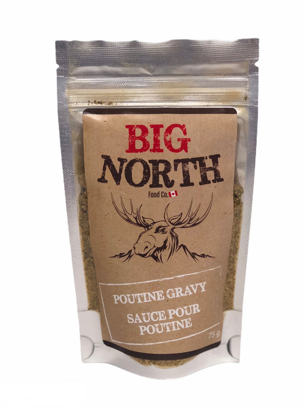 Big North Poutine Gravy
