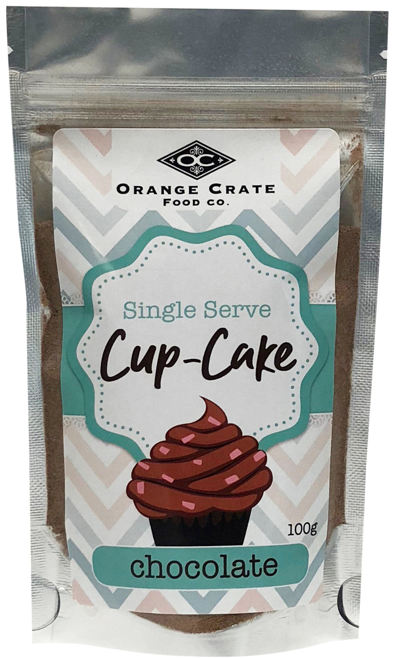 Chocolate - Cake in a Cup - Single Serve