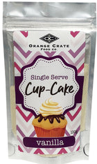 Vanilla - Cake in a Cup - single serve