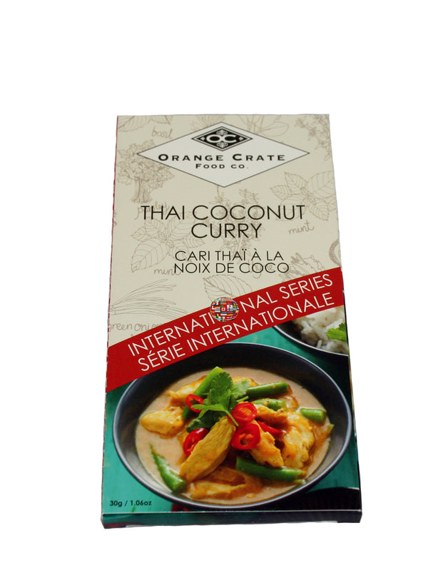 Thai Coconut Curry - International Series Collection