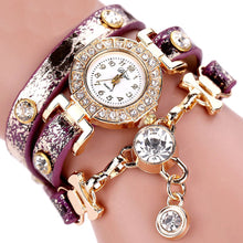 Load image into Gallery viewer, Women'S Watch Rhinestone Decorative Trendy Exquisite Preppy Accessory