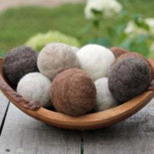 Load image into Gallery viewer, Dryer Balls - Handmade - All Natural