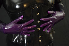 Load image into Gallery viewer, Royal Purple Gloves (Wrist Length)
