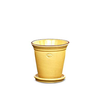 "SET VASO LISO 7.5""/1016 AMARILLO COLONIAL"