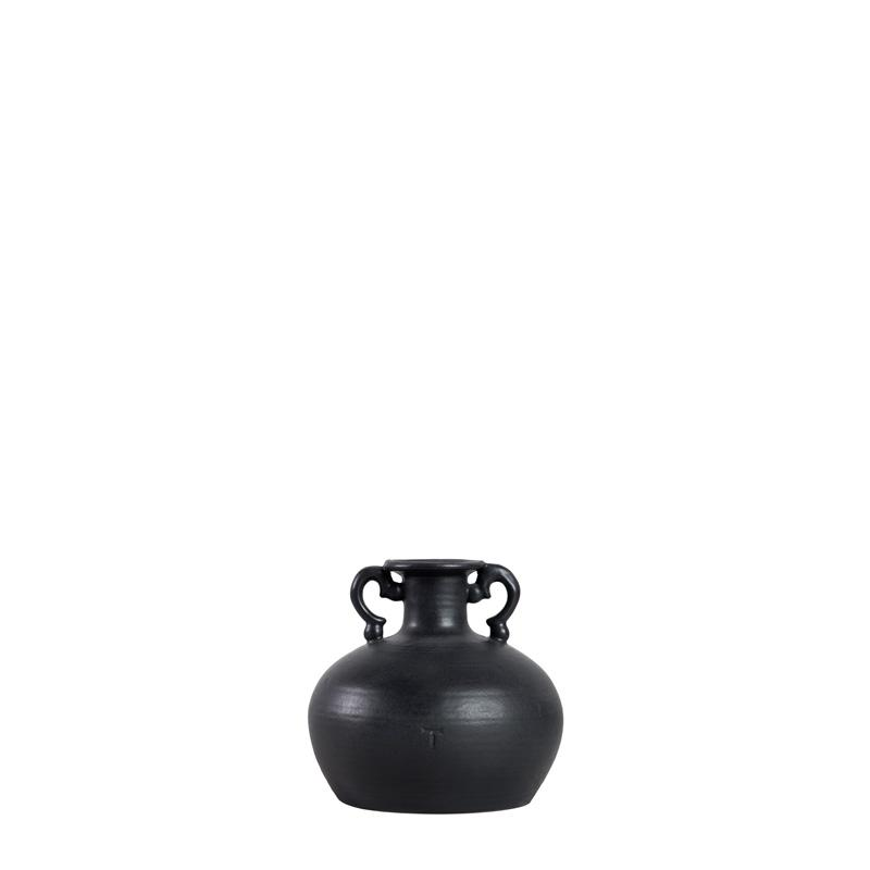 SHANGAI  FLOWER BASE CHAPARRO; Black Onix