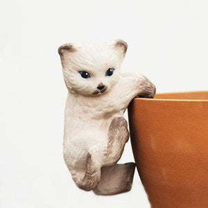 GARDEN POT KITTY