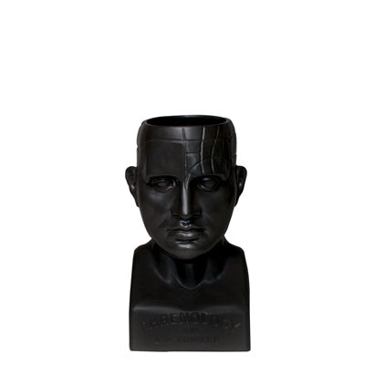 PHRENOLOGY FLOWER BASE; Black Onix