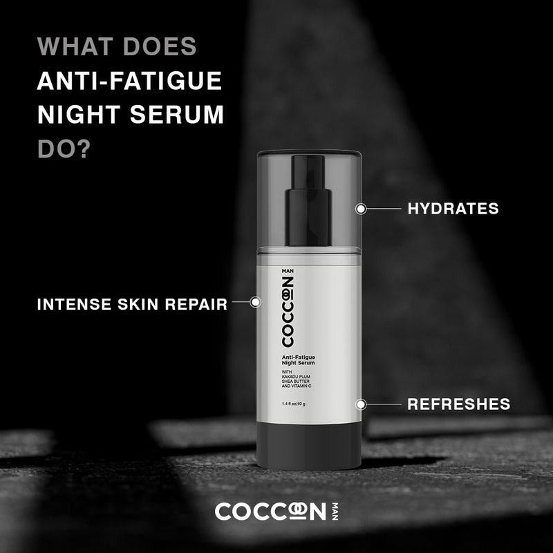 Anti-Fatigue Night Serum Intense Skin Repair