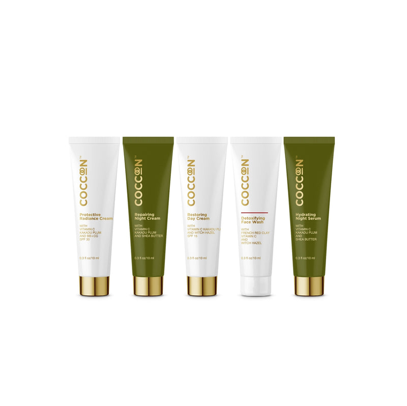 Coccoon Skin Care Trial Pack