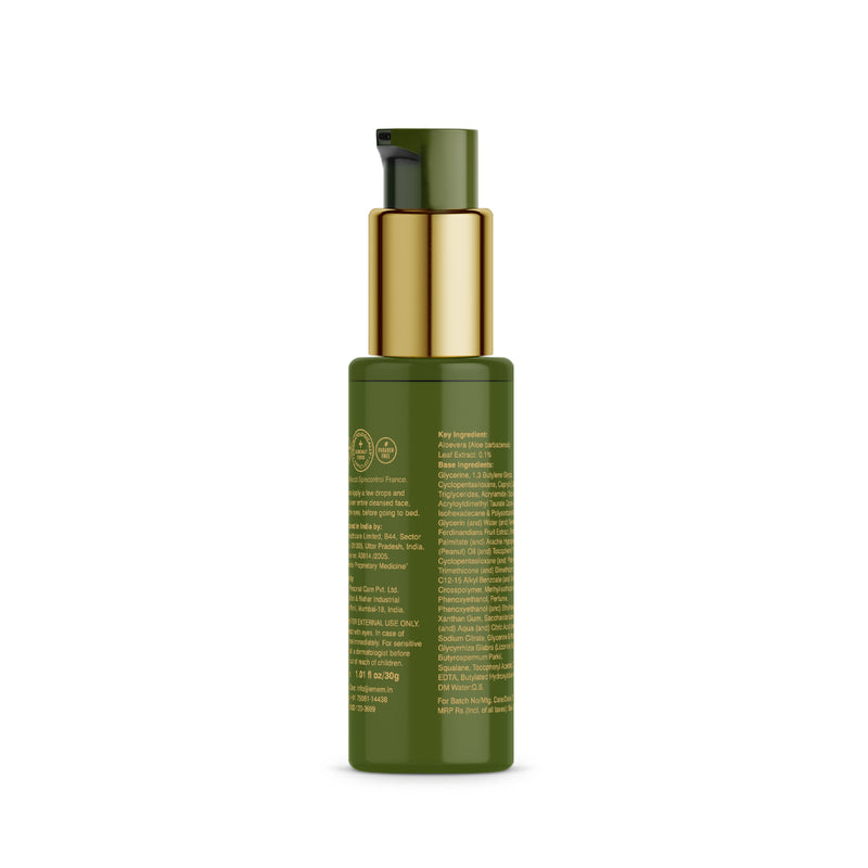Hydrating Night Serum Repairs Skin, Brightens & Reduces Dark Spots 30g