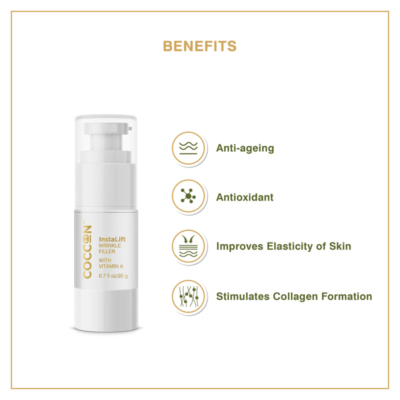 InstaLift Wrinkle Filler Face Primer + Anti-Ageing