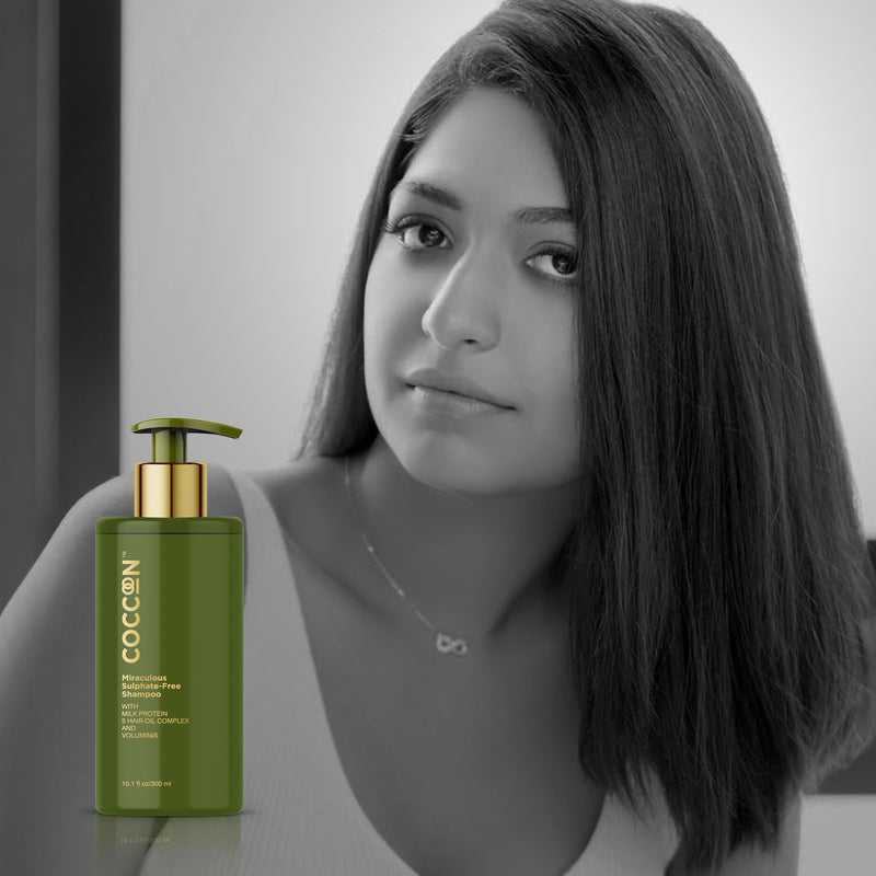 Miraculous Sulphate-Free Shampoo