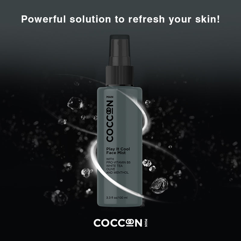 Play-It-Cool Face Mist Moisturizing + Nourishing + Cooling
