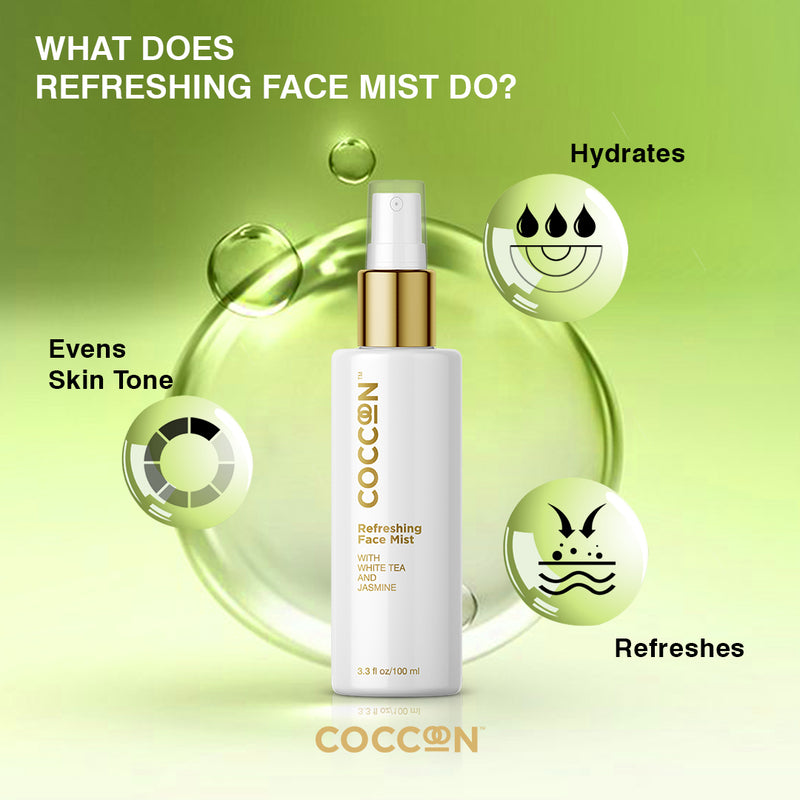 Refreshing Face Mist Refreshes & Tones Skin