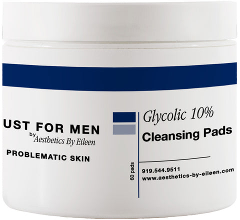 Men's Glycolic Treatment Pads