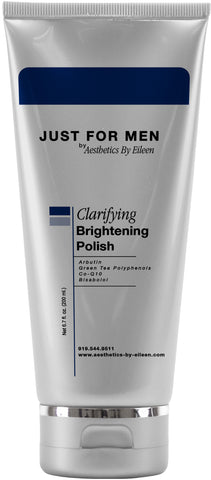 Men's Clarifying Brightening Polish