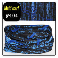 150 Colors Neck Tube Warmer Scarf Outdoor Sport Bicycle Cycling Riding Magic Headband Sports Scarves Cycle Bandana Headwear Ring