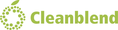 Cleanblend - Landing Page
