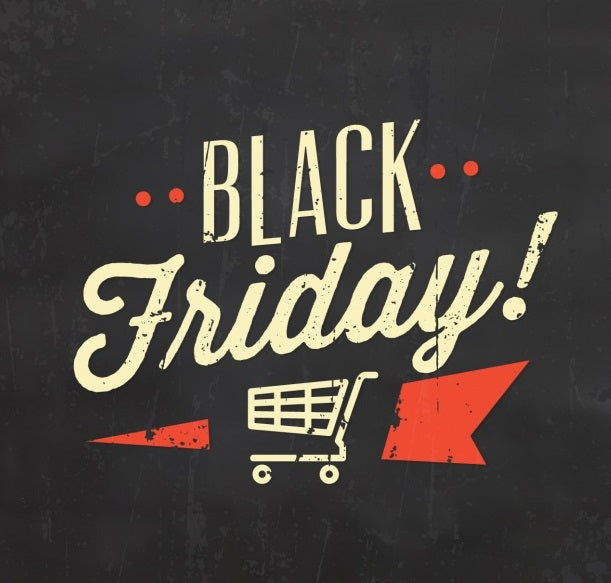BLACK FRIDAY WEBSITE LANDING PAGES