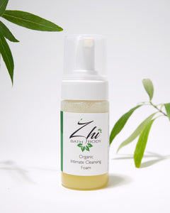Natural Intimate Cleansing Foam