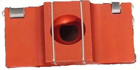 "Red Diamond 5.5"" Archway Tool"