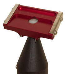 "Red Diamond 4"" Flat Applicator"