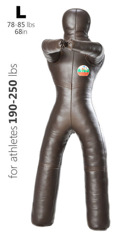 Image of Dummy - Black Leather Freestyle (Greco)