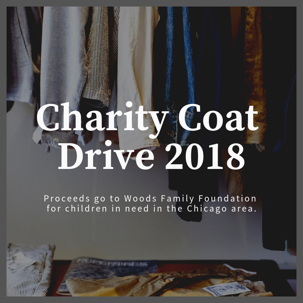 Charity Coat Donation