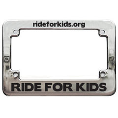 RFK Motorcycle License Plate Frame