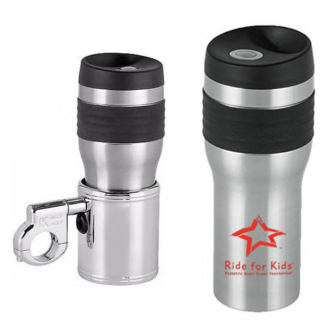 Kruzer Kaddy & Hot/Cold Mug Combo