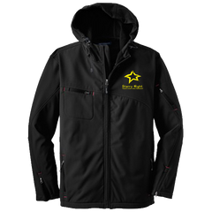 STARRY NIGHT Black Port Authority Softshell Jacket - J706