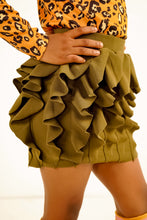 Load image into Gallery viewer, Runway Ruffle Skirt