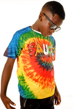 Load image into Gallery viewer, Sauced Up Tie-Dye T-Shirt