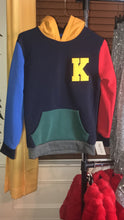 Load image into Gallery viewer, Varsity Colorblock Hoodie