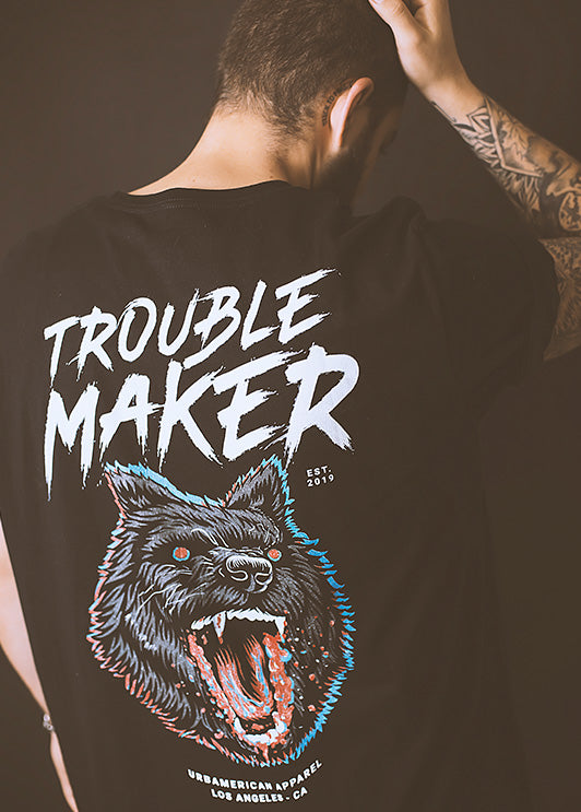 Urbamerican Apparel - Trouble Maker