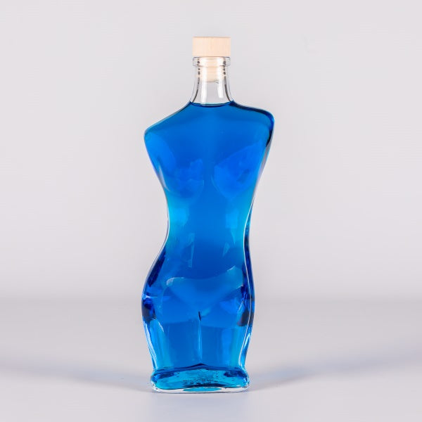 500ML Eve- Blue Angel Liqueur - Flaschengeist