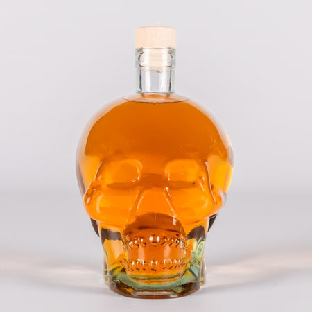 700ML Skull- Whiskey Liqueur - Flaschengeist