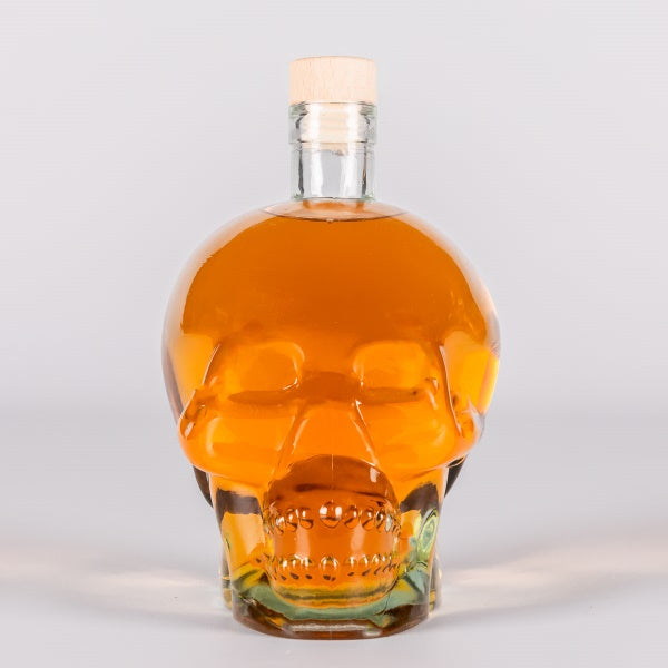 700ML Skull- Butterscotch Liqueur - Flaschengeist
