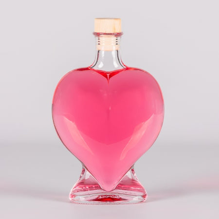 500ML Heart - Raspberry Liqueur - Flaschengeist