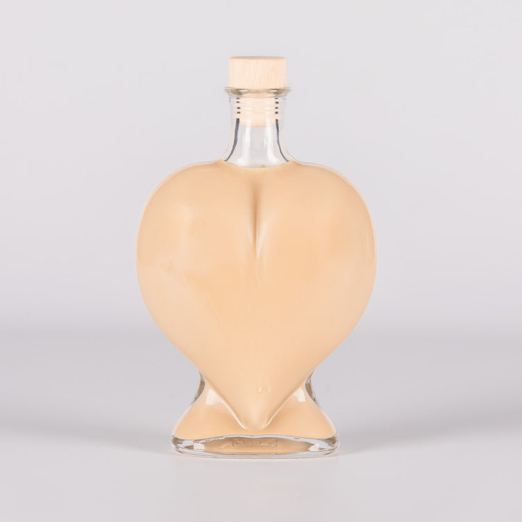 500ML Heart - Salted Caramel Cream Liqueur