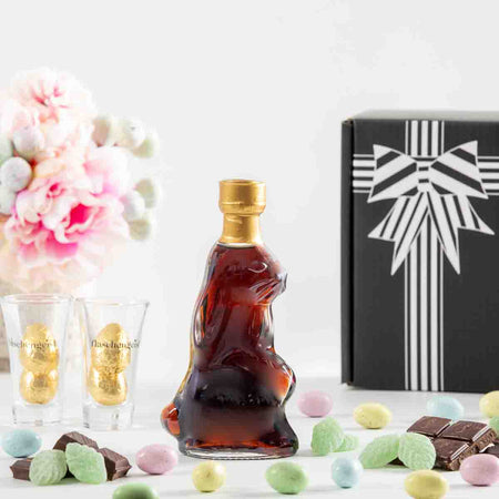 Easter Bunny Bottle - Gift Box