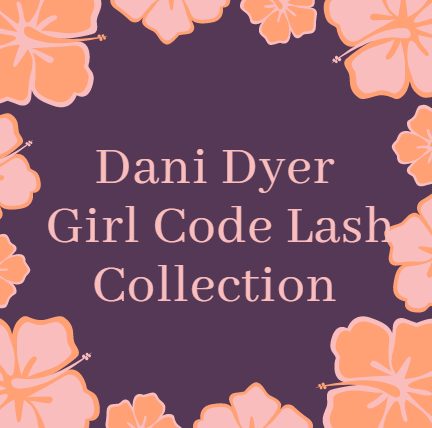 Dani Dyer Girl Code Lash Collection