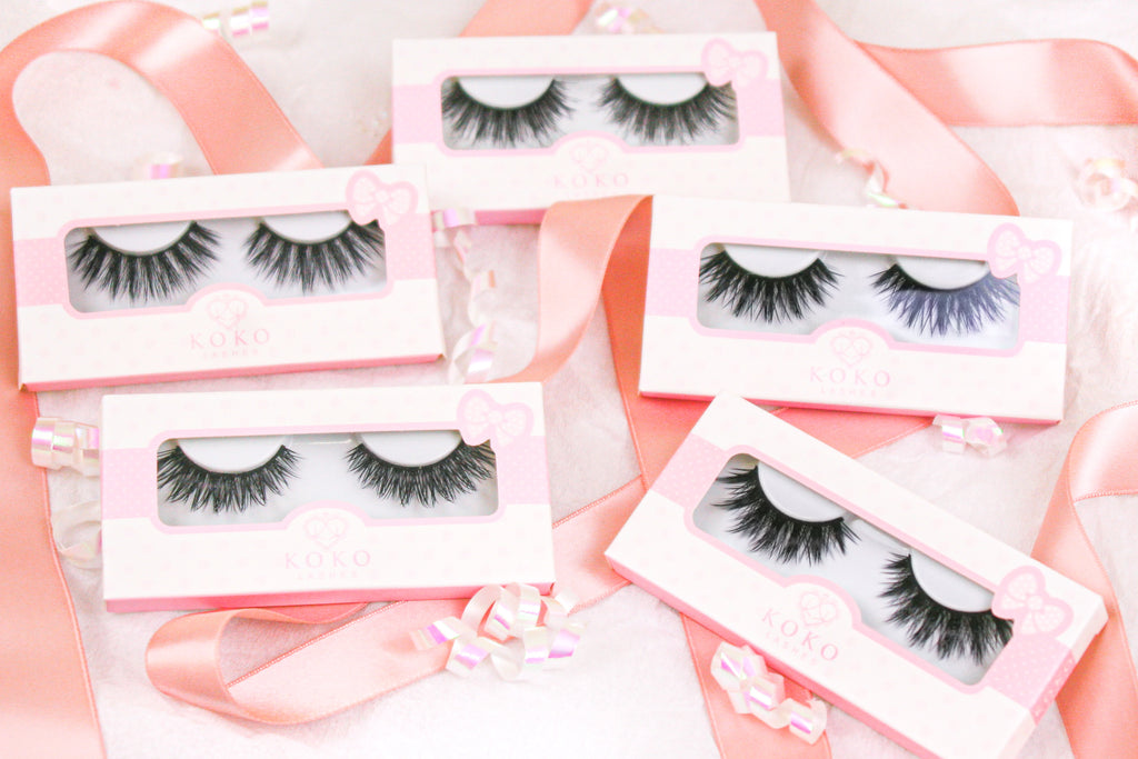 Top Five Top Picks: KoKo Lashes. Voted By Our Customers!